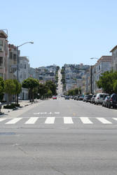 San Francisco Street Level by md7