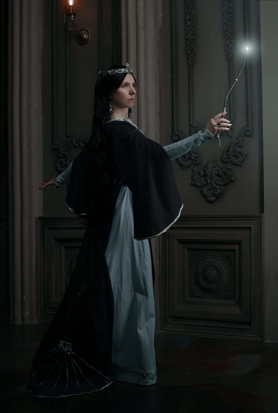 #Founders4: Rowena Ravenclaw by Aquamirral