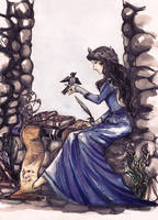 Rowena's Spring by Aquamirral