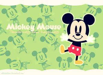 Mickey Mouse by Tamabit