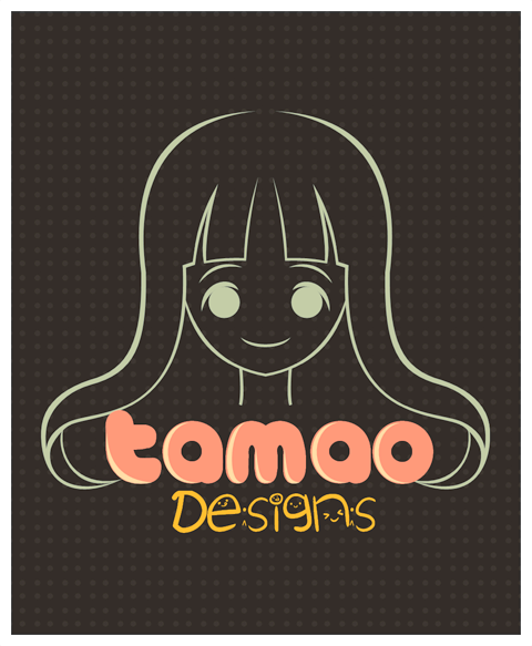Tamao's Logo by Tamabit