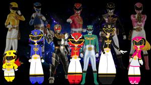 Megaforce (Goseiger)