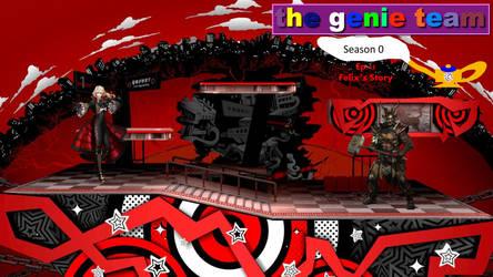 The Genie Team S0 Episode 45 by Manie1234