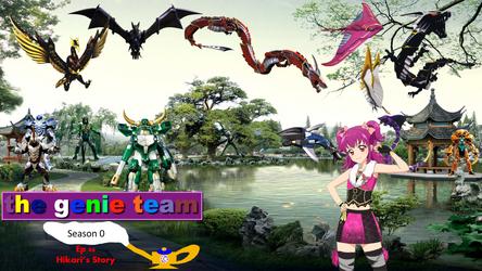 The Genie Team S0 Episode 46 by Manie1234