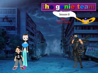 The Genie Team S0 Episode 47 by Manie1234