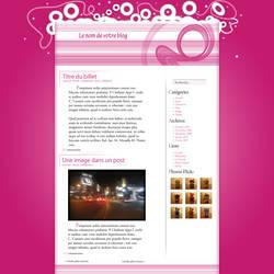 Pink blog