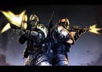 army of two salem n rios