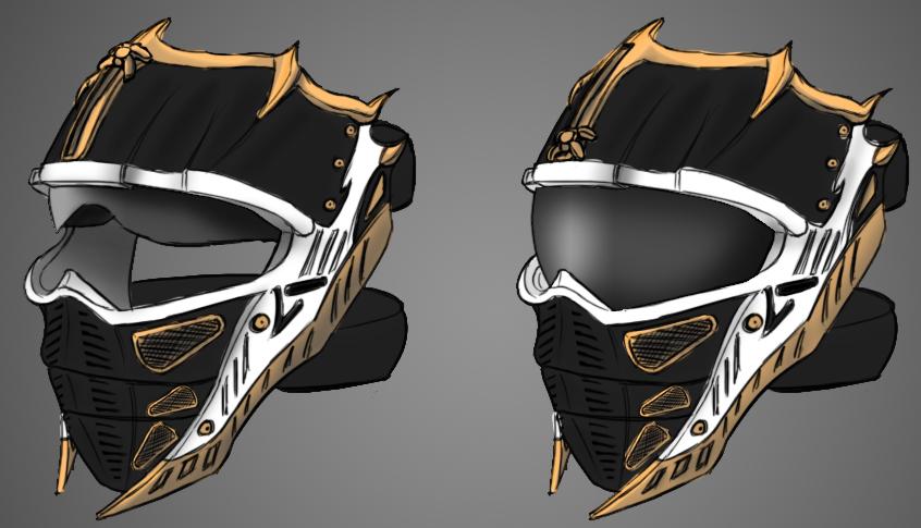 Legion Paintball Mask By Pmckai86 On Deviantart