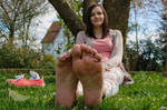Katharina - Both soles up