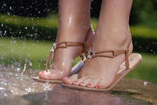 Jasmin - Making Her Wet