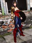 DC Trinity : Wonder Woman