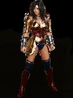 Wonder Woman Rebirth by Le-Arc-7thHeaven