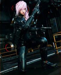 Final Fantasy XIII : Human Revolution