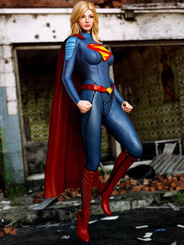 Rebirth : Supergirl