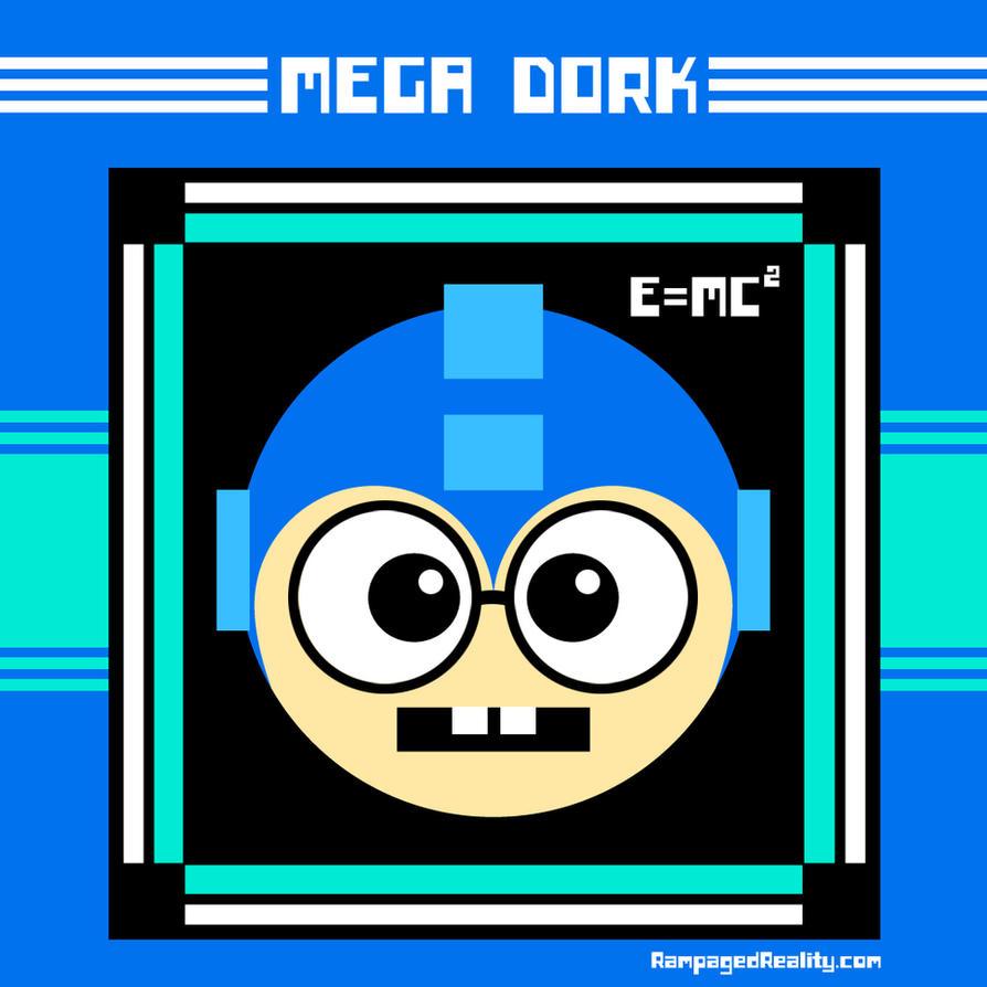 Mega Dork by JustinRampage