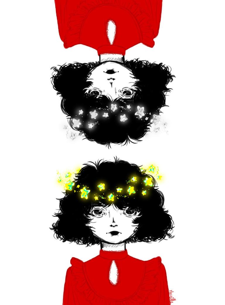 Lisa Stars Stars by Merveillen