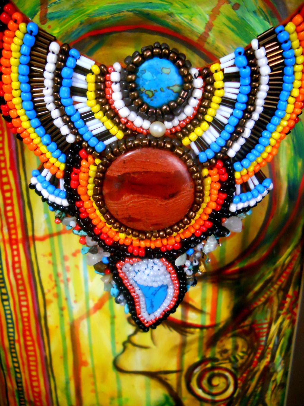 native american colors anidandelion