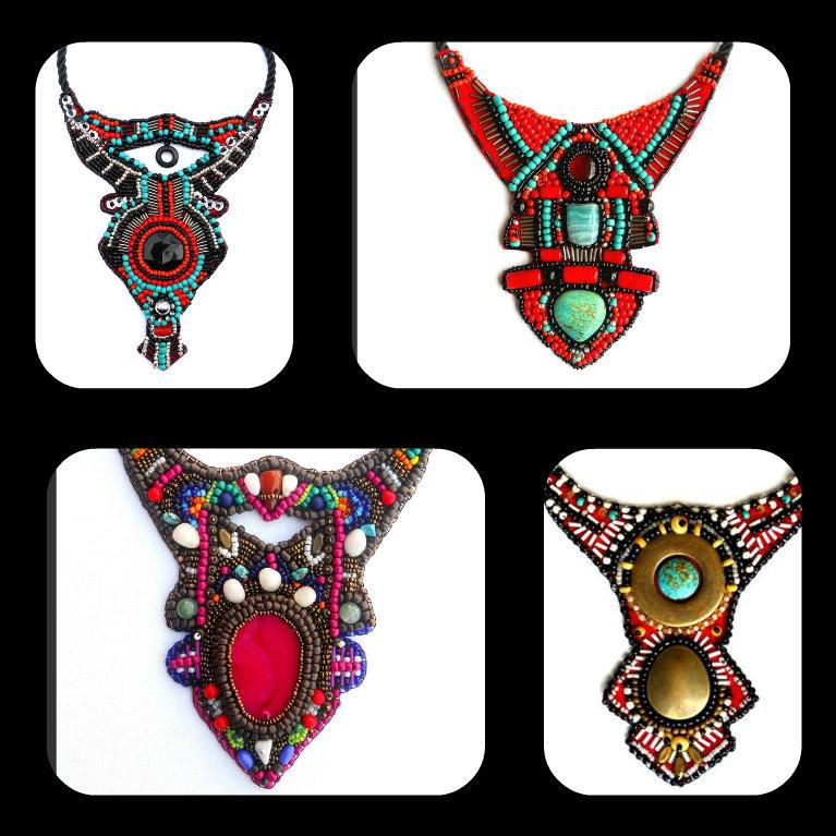 Tuareg Ani Jewelry Dewsigns by AniDandelion