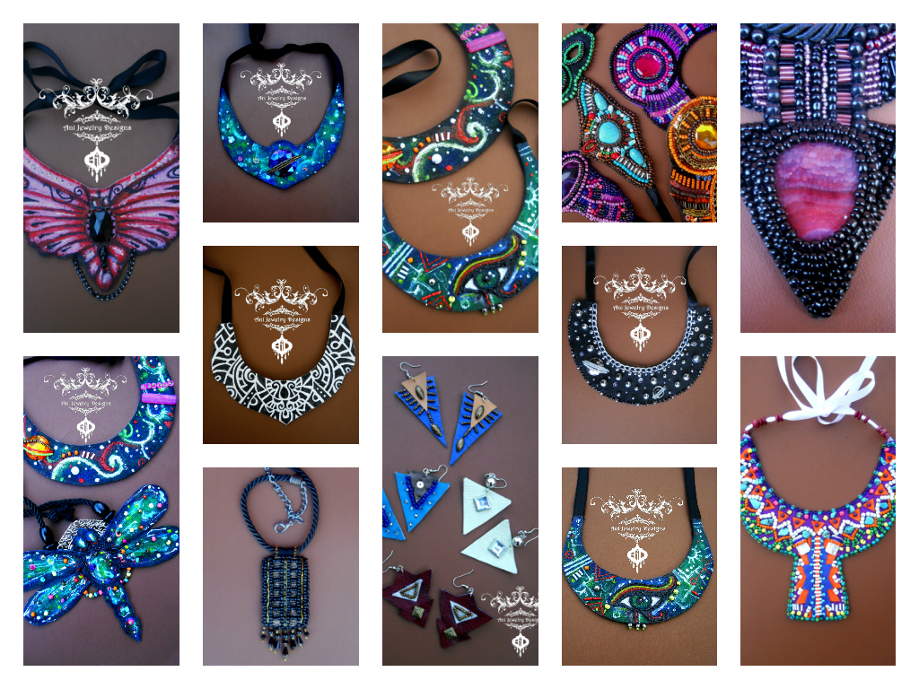 Ani Jewelry Designs by AniDandelion