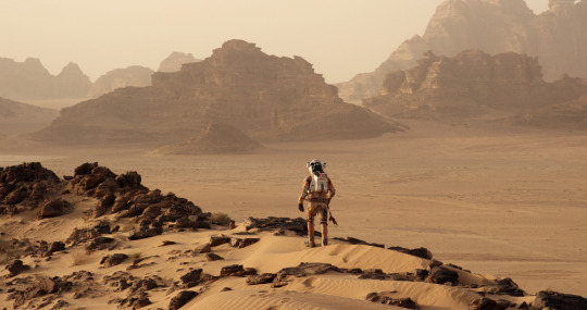 The Martian (2015): Welcome Back, Ridley Scott by Shawnifer