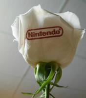 Nintendo rose by Karelliann