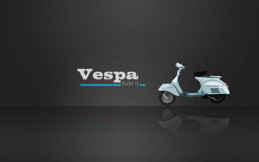 Pin Vespa Wallpaper on Pinterest