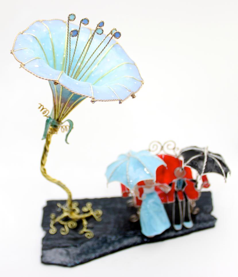 Umbrellas by stillifewithshadow