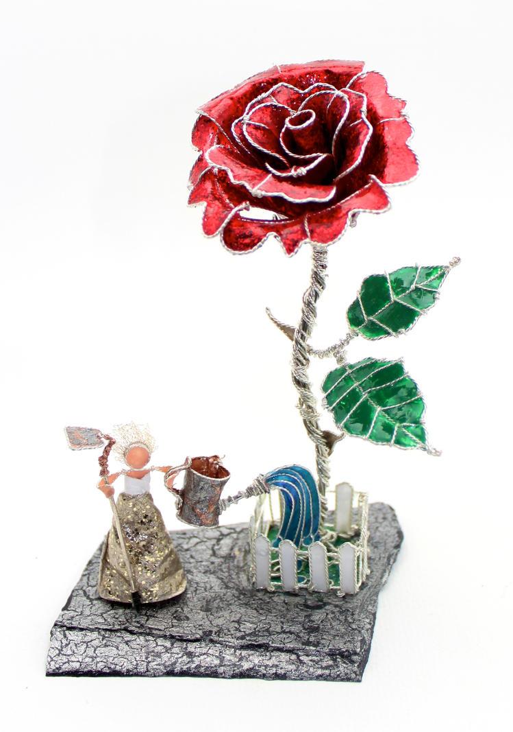 The Gardener by stillifewithshadow