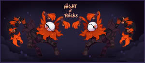 {Lucky Auction} Night of Tricks [closed]