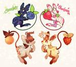 Fruit Rats! Collab $$ OTA [closed]