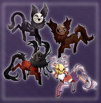 Lucky Auction - Halloween Guest Chimes [open]