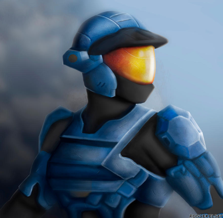 Spartan by ROGUEKELSEY