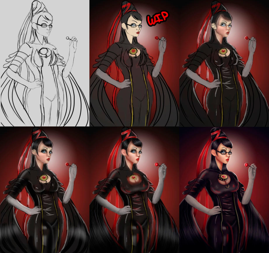 Bayonetta Walkthrough by ROGUEKELSEY