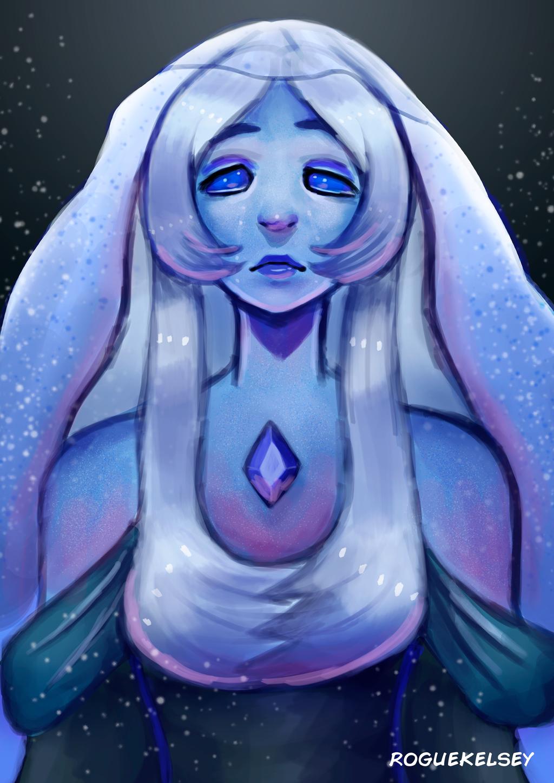 Blue Diamond by ROGUEKELSEY