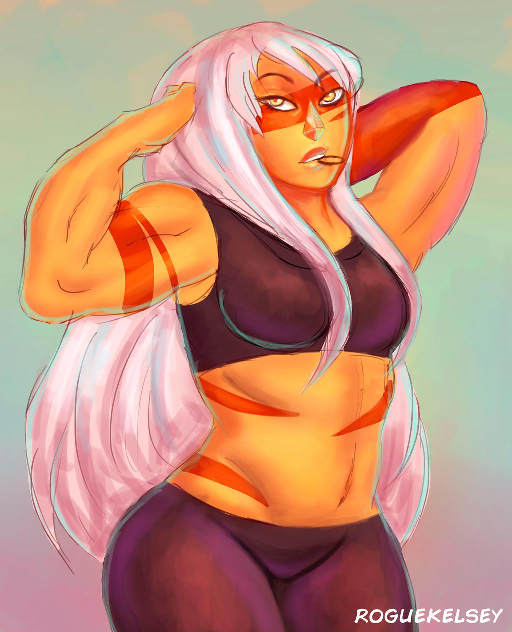 Workout Jasper by ROGUEKELSEY