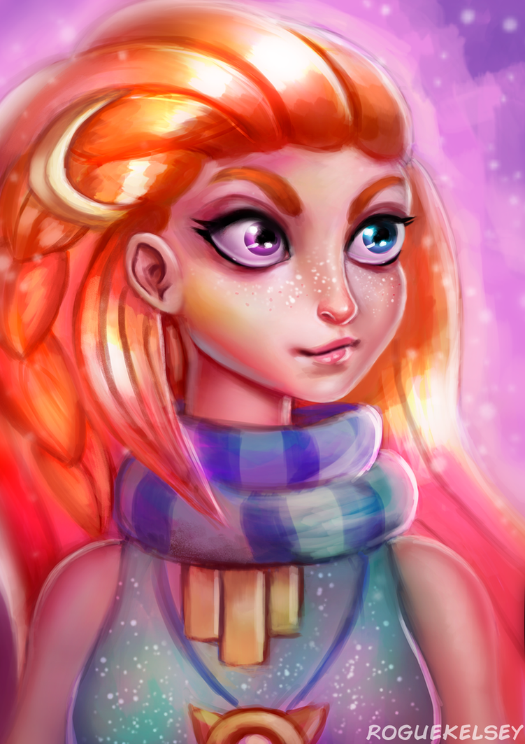 Zoe by ROGUEKELSEY