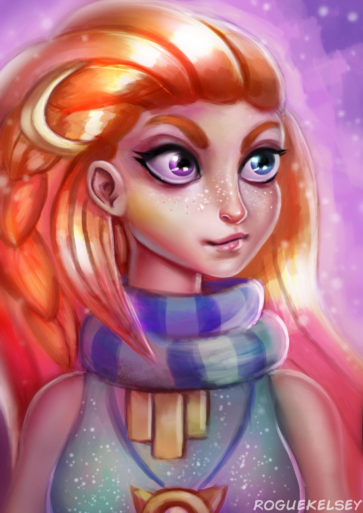 Zoe by ROGUEKELSEY