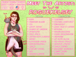 Meet The Artist - Roguekelsey