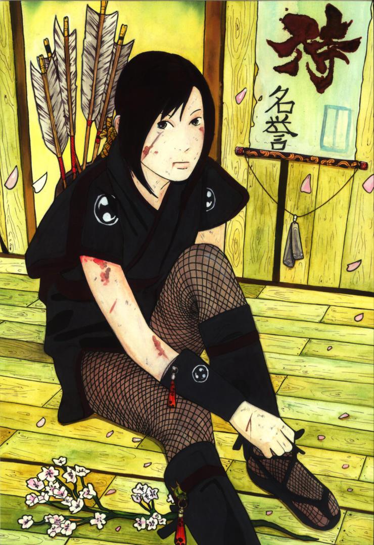 KUNOICHI by Agarwen