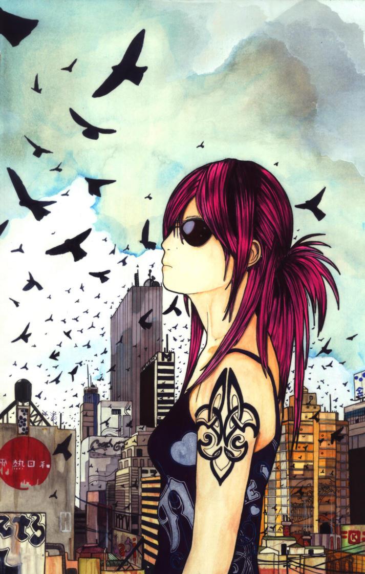 FREEDOM by Agarwen