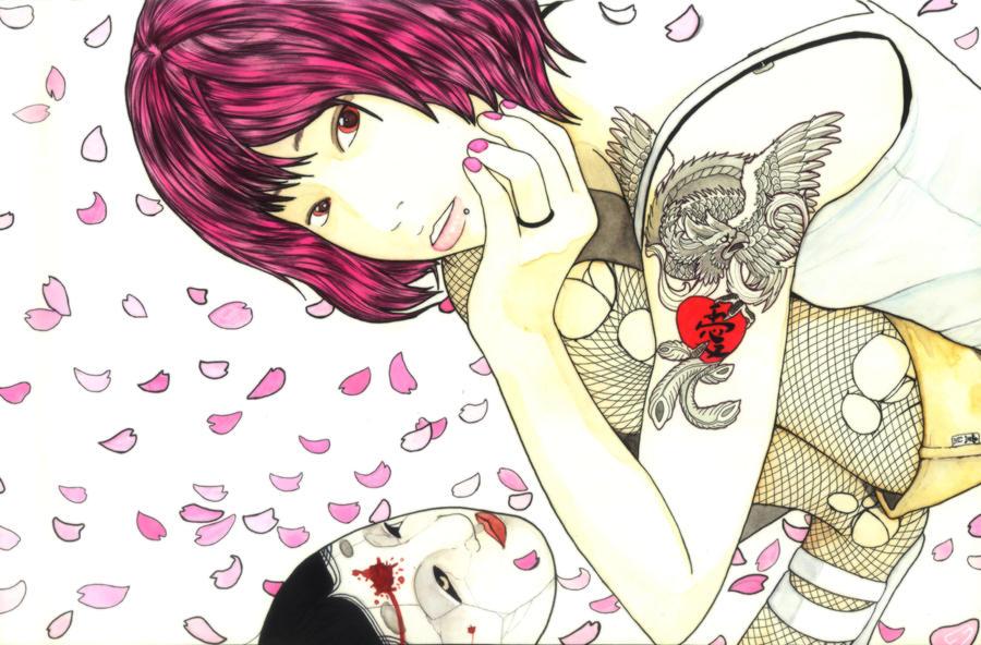 LOVE by Agarwen