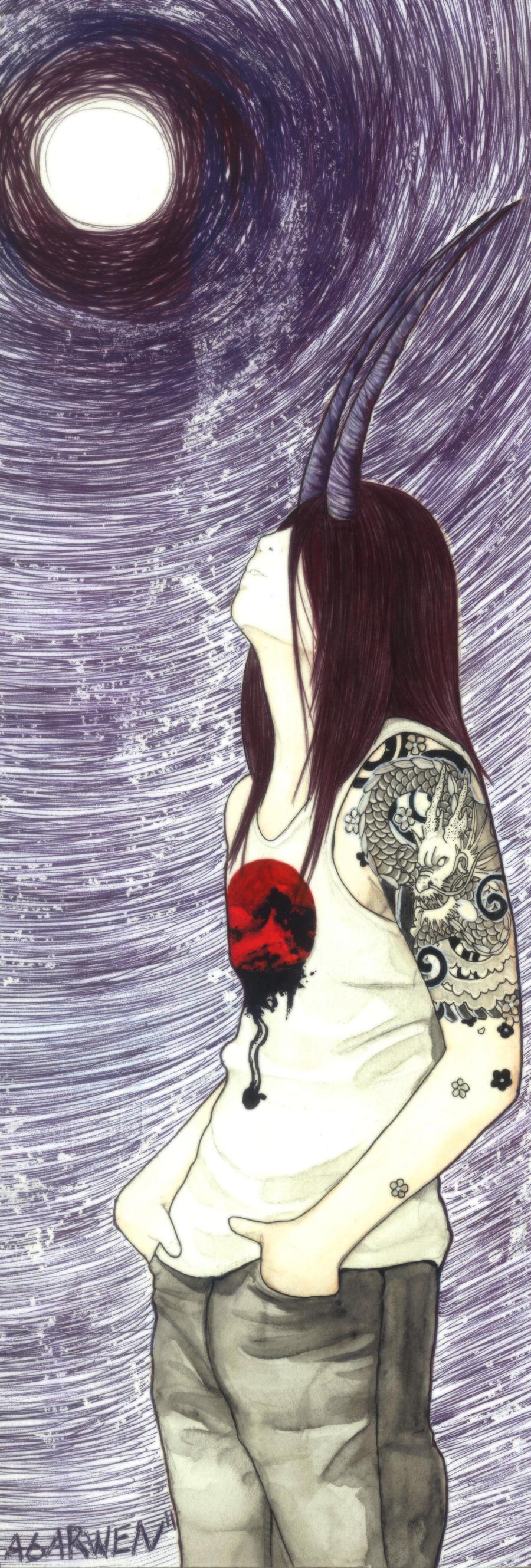 SILENCE by Agarwen