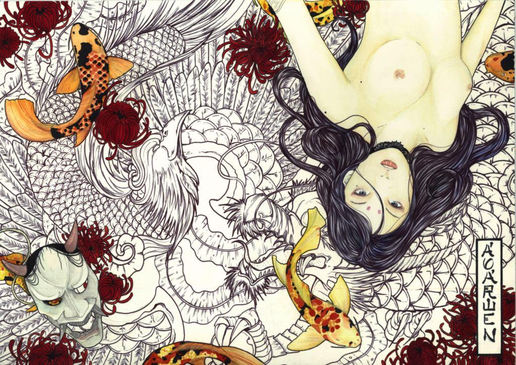 HANYA by Agarwen