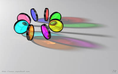 Lenses And Light - Colour by capnhack