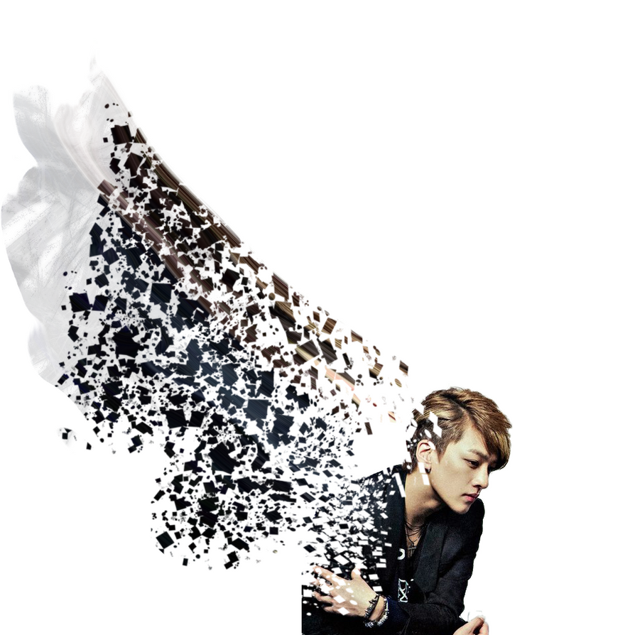 Disintegration by Woodly