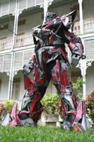 My Sentinel Prime Cosplay by Darkgodmaru