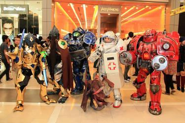 Starcraft 2 cosplay