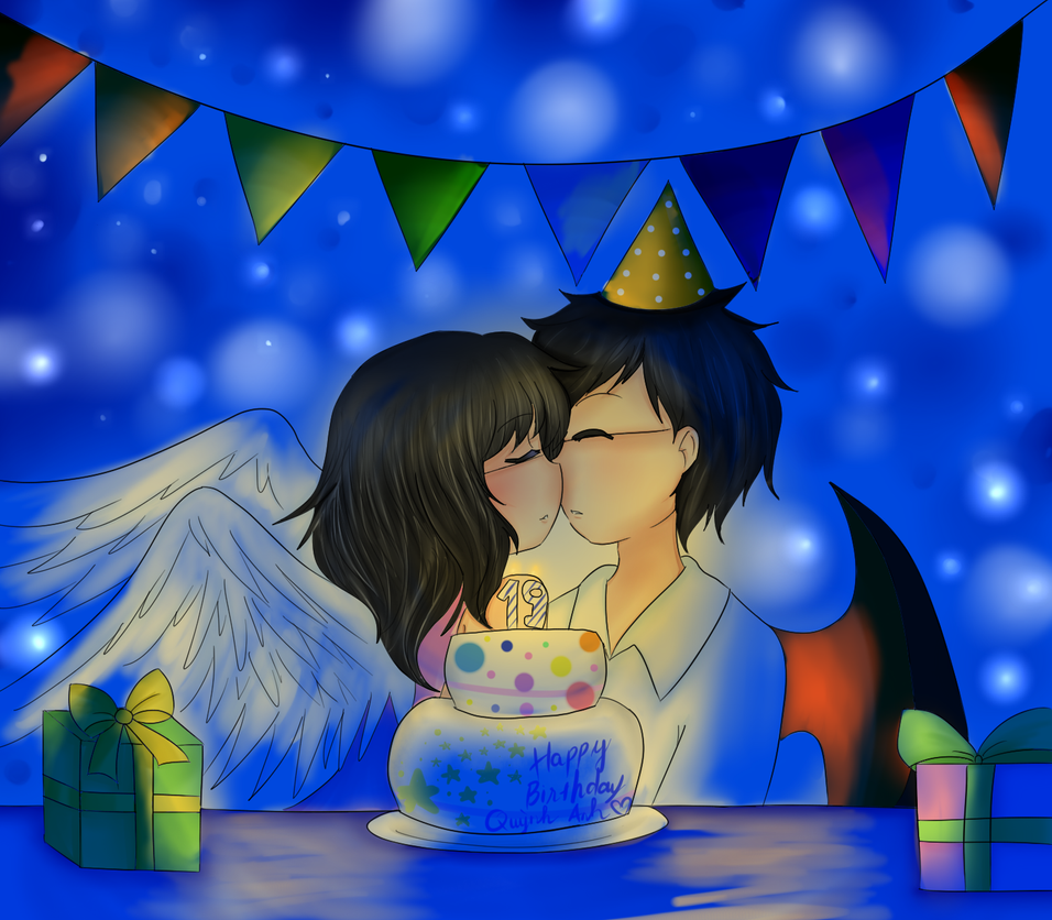 Happy Birthday to me by quynhanhnguyendac