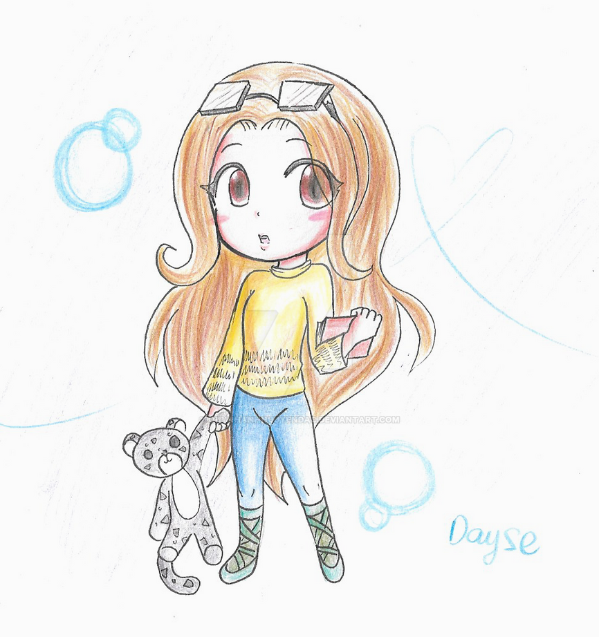 AT:Dayse chan by quynhanhnguyendac
