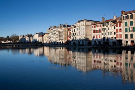 Promenade le long de la Nive